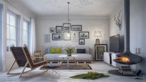 wohnzimmer scandi style faszination aus dem skandinavien lifestyle ideen zum