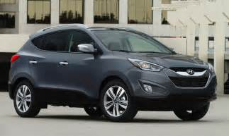 a safe car for new drivers the 2015 hyundai tucson is the