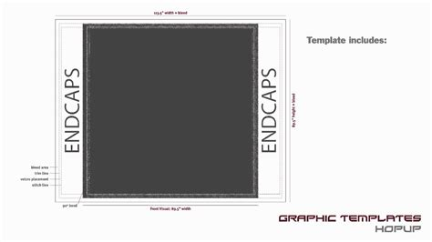 orbus templates tradeshow graphics 101 using templates to design