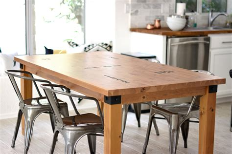 Ideas For Kitchen Tables by Kitchen Table Makeover Caprese Spaghetti Kristi Murphy