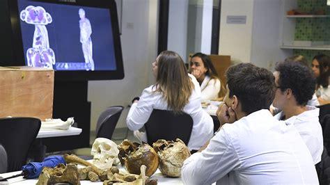 imagenes medicas universidad catolica las im 193 genes universidades utilizan quot mesas virtuales quot para ense 241 ar