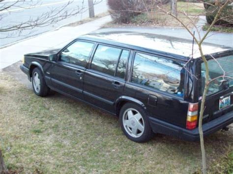 how does cars work 1993 volvo 940 seat position control buy used 1993 volvo 940 turbo wagon project runs drives needs work black gray leather nr in