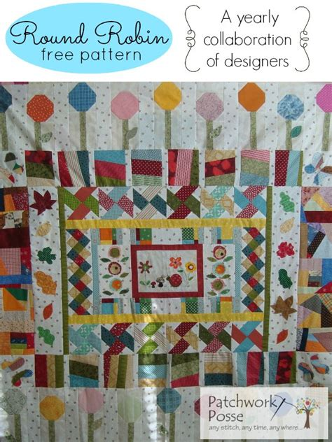 round robin collection free quilt patterns round robin collection free quilt patterns