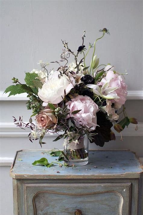 Vas Bunga Silver Vase Vase Trophy trends il bouquet destrutturato wedding therapy