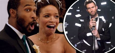 Wedding Crashers Opening Song by Maroon 5 Crashed Random Weddings For Their New