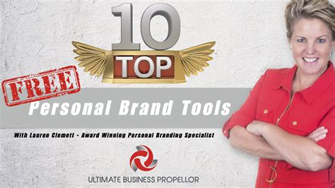 Rocket Launch Your Personal Branding - the top 10 free personal brand building tools to rocket