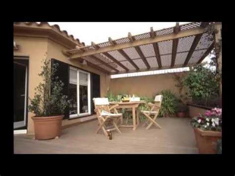 patios interiores pergolas para patios interiores