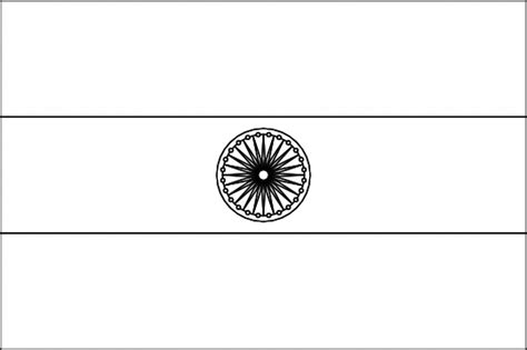 indian flag printable coloring page india flag coloring page with regard to encourage cool
