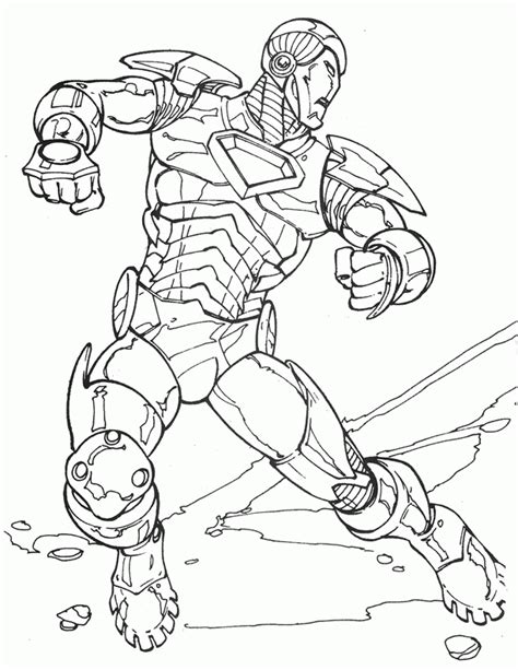 big iron man coloring pages free big iron man coloring pages