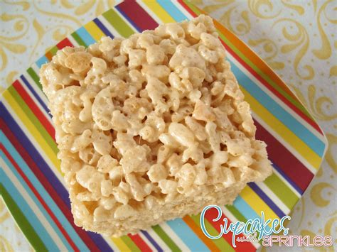 low fat rice krispy treats recipe dishmaps
