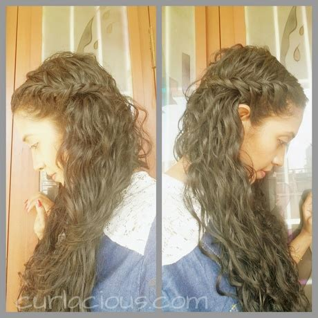 easy hairstyles for daily school simple daily hairstyles for curly hair