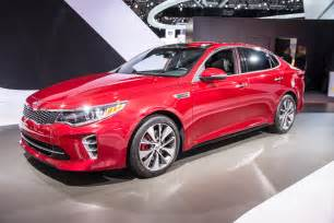 Kia Auto 2016 Kia Optima Preview