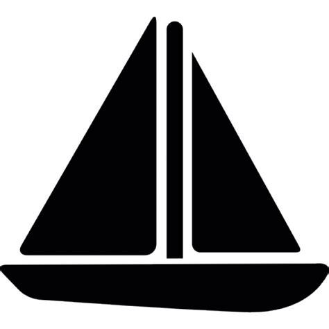 dessin bateau noir voilier noir ombre t 233 l 233 charger icons gratuitement