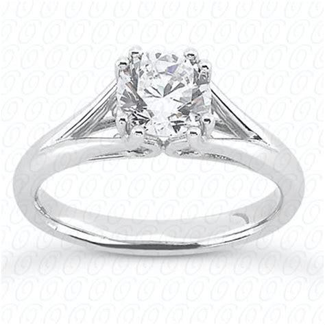 engagement ring from unique settings new york