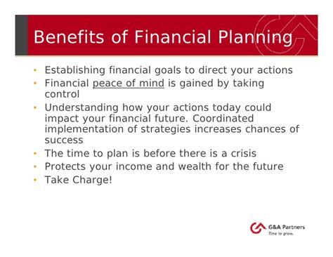 financial planning building your wealth webinar