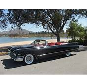 1960 Cadillac Convertible For Sale San Diego California