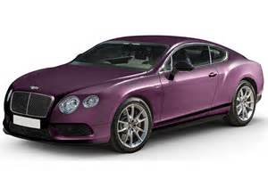 Bentley Colours Bentley Continental Colors 35 Bentley Continental Car