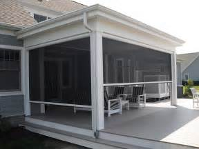 Sunroom Design Software Remote Controlled Screen Porch By Screenmobile Flickr