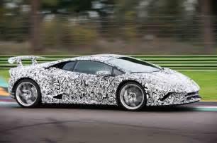 Lamborghini Prototype Lamborghini Hurac 225 N Performante Automobile Magazine