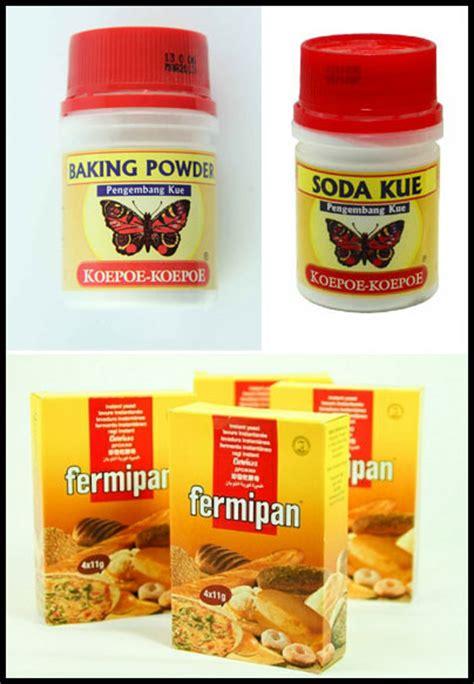 Teh Clup Angkak Mengatasi Dbd Dan Kolestrol baking powder baking soda fermipan dapur prima