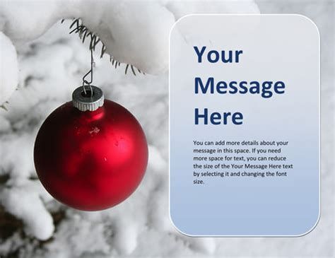 20 free christmas flyer templates downloads images free