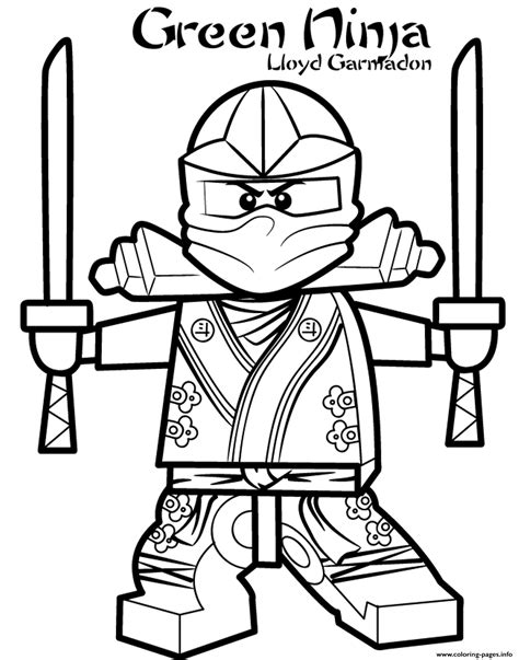 coloring 2 renew books green ninjago s2dd5 coloring pages printable