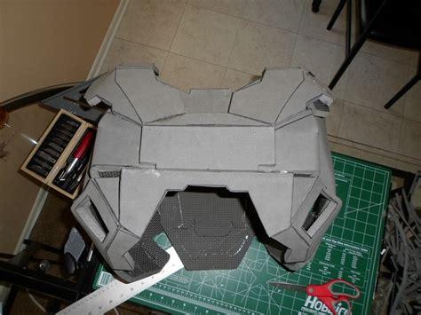 Halo Reach Foam Build W Pics Halo Costume And Prop Maker Community 405th Halo Foam Templates