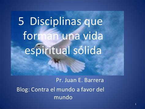 libro disciplinas espirituales para la 5 disciplinas que forman una vida espiritual s 243 lida 1