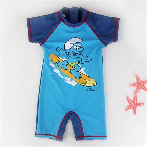 one boys swimwear sleeve pattern