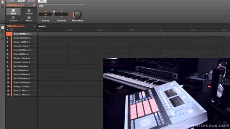 tutorial how to keyboard drum maschine 2 0 how to spread drum kits chops across your