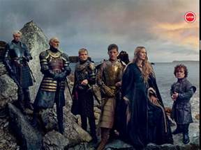 Vanity Fair Of Thrones Of Thrones Vanity Fair House Lannister Photo