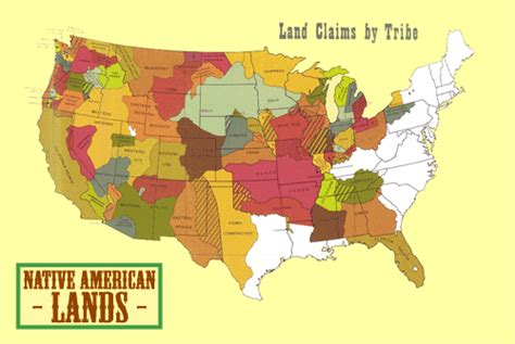 american lands cession map april 2011