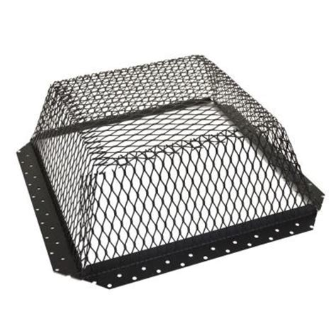 master flow 30 in x 30 in roof vent cover in black