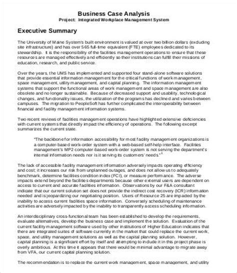 9 Best Executive Summary Templates Sles Pdf Free Premium Templates Project Executive Summary Template