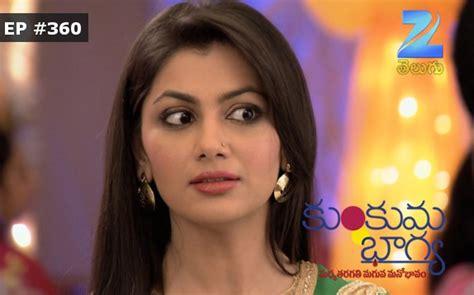 Sriti Walet kumkum bhagya episode 360 december 24 2016 episode zee telugu show live