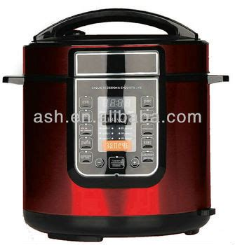 Microcomputer Electric Presure Cooker new design kitchen appliances multcooking electric pressure cooker safety value micro computer