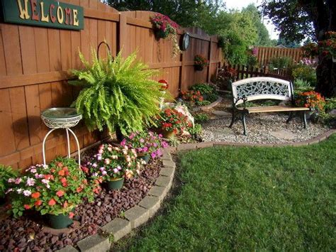 garden ideas backyard 80 small backyard landscaping ideas on a budget