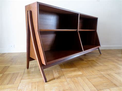 mid century modern bookcase sold kipp stewart bookshelf for drexel declaration