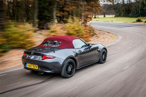 mazda z mazda mx 5 z sport limited edition coming to uk from 163