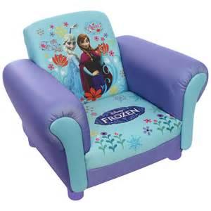 children s princess frozen elsa upholstered chair