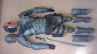 deathstroke armor template 16 jpg