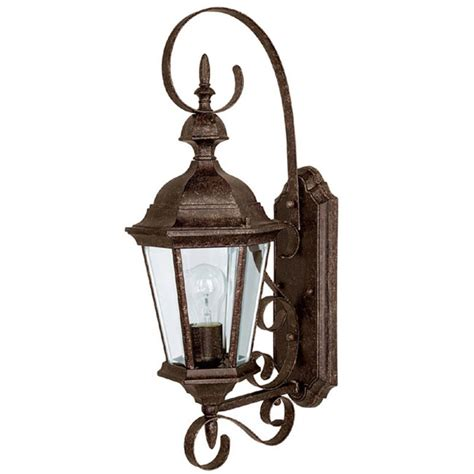 Carriage House Lighting Fixtures Capital Lighting 9721ts Tortoise Carriage House 1 Light Outdoor Wall Sconce Lightingdirect