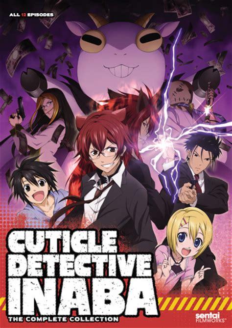 cuticle detective inaba cuticle detective inaba anime planet