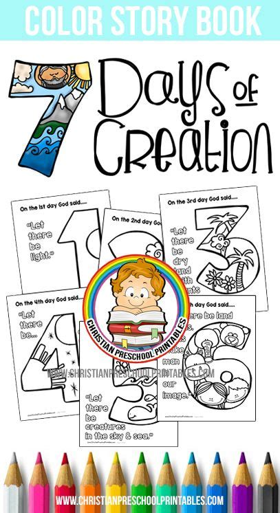 serving 25 one guard s story books 25 best ideas about creation coloring pages on