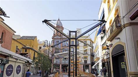 toldos plaza los toldos de la plaza del pan s 243 lo duraron tres horas