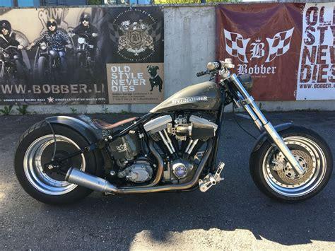 Moto Occasions acheter HARLEY DAVIDSON FLSTF 1340 Softail Fat Boy FL Bobber Motorcycles Vaduz