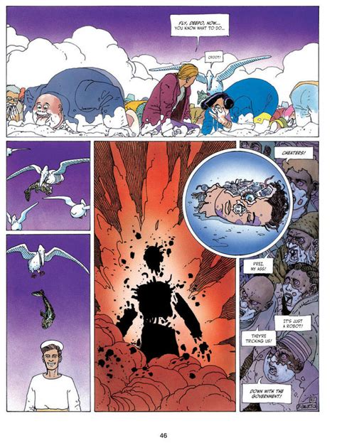 before the incal comic sequential art bande dessinee in english before the incal classic collection