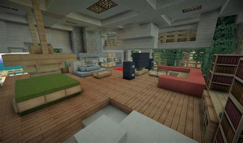 minecraft interior design minecraft