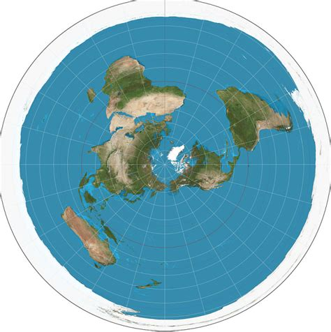 flat earth equidistant map projection world wide transportation imagine a road trip to all