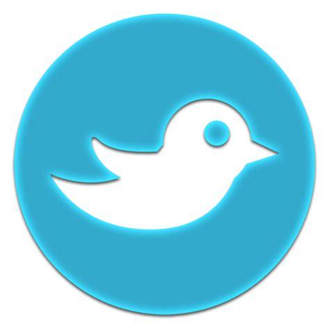 twitter circle icon transparent round twitter logo